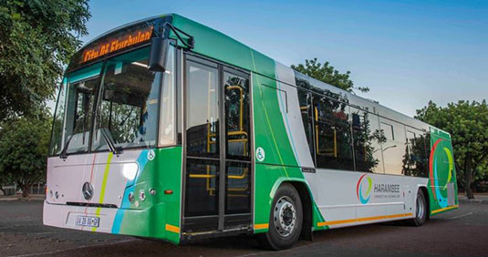 Ekurhuleni set to join the BRT wave